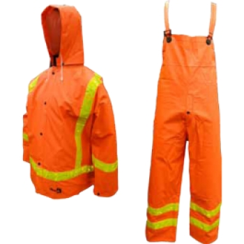 Viking 2110fr Open Road Orange Flame Retardant Suit Ea